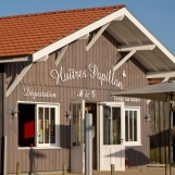 Cabane Dégustation - Huîtres Papillon - Port de Larros