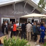 Inauguration Courrege de Dubourdieu