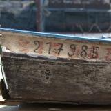 Barque d'antan